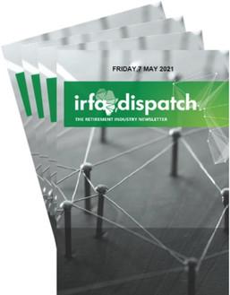 IRFA Dispatch - Friday 7 May  2021