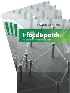 IRFA DISPATCH - Friday 13 March 2020