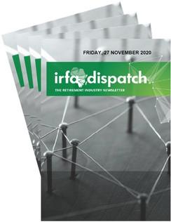 IRFA Dispatch - Friday 27 November 2020