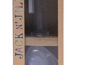 Jack n' Jill - Silicone Fingerbrush