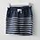 Thumbnail: Sweet Pea - Blue & White Shorts