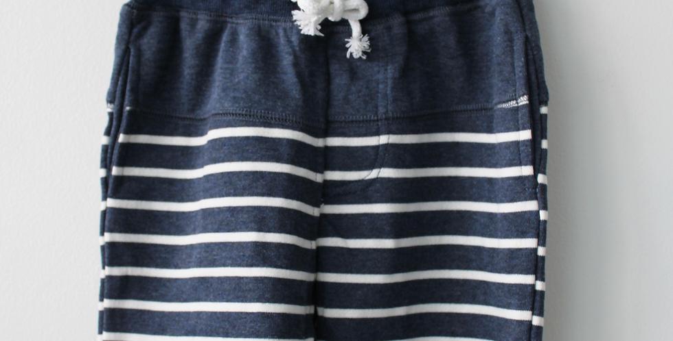Sweet Pea - Blue & White Shorts