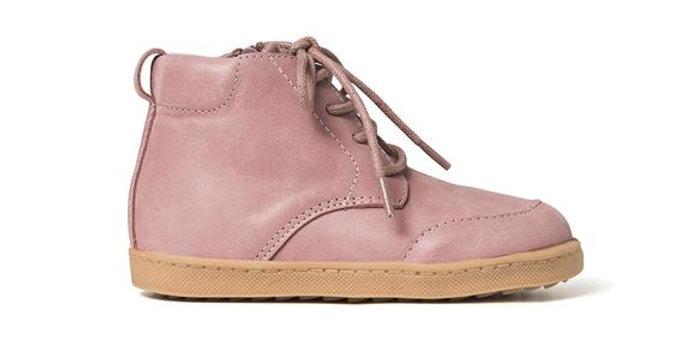 Pretty Brave - Archie Boot  Dusky Pink