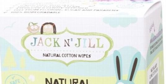 Jack n' Jill - Baby Gum & Tooth Wipes 25