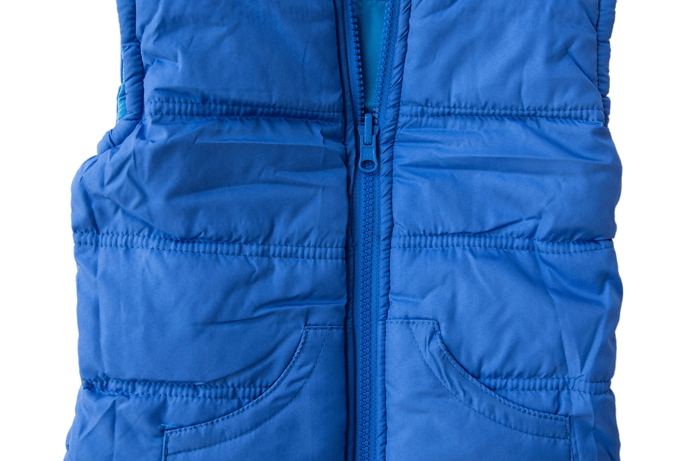 French Soda - Reversible Vest Blue