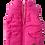 Thumbnail: French Soda - Pink Reversible Vest