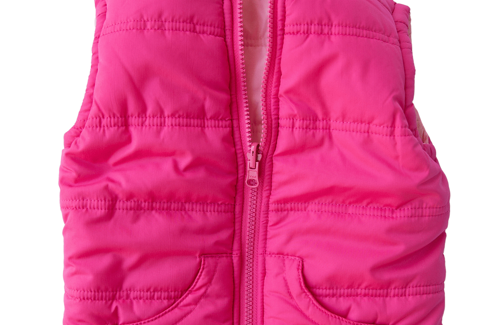 French Soda - Pink Reversible Vest