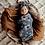 Thumbnail: Snuggle Hunny - Belle   Snuggle Swaddle & Topknot Set