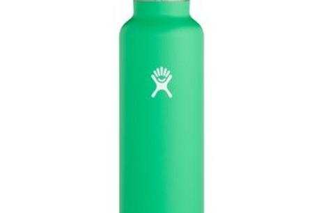 Hydro Flask - Standard Mouth Bottle - Flex Cap Double Insulated - Spearmint 709m