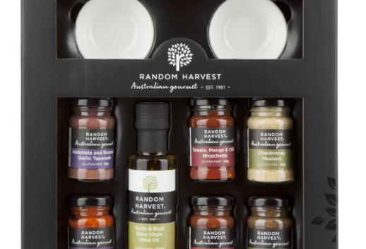 Random Harvest - Entertainers Delight Gift Box