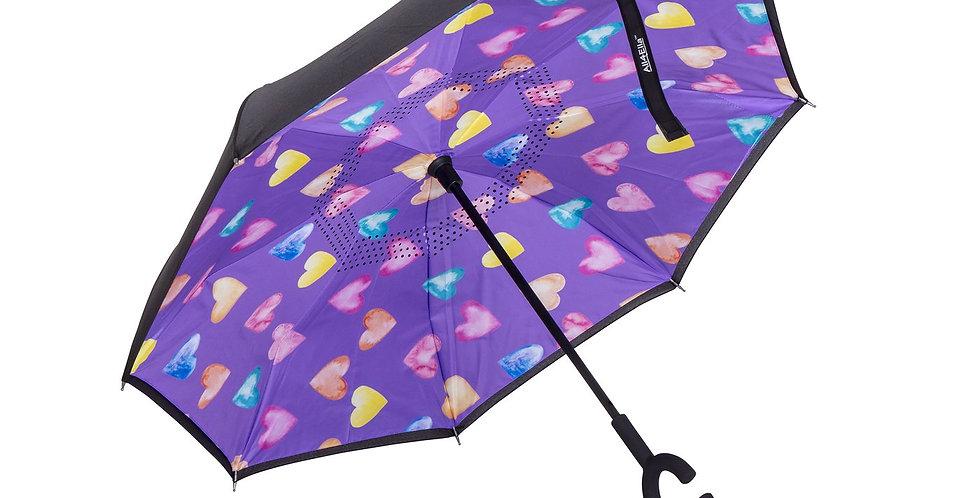 All4Ella - Kids Umbrella - Hearts