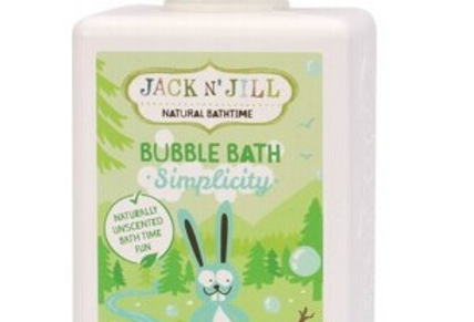 Jack n' Jill - Bubble Bath Simplicity 300ml