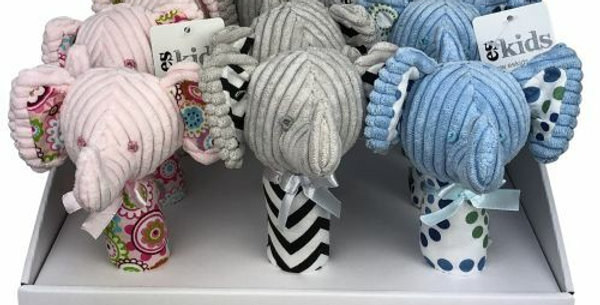 ES Kids -  Elephant Rattles
