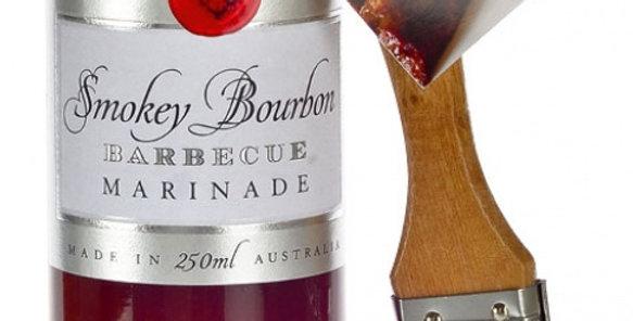 OGILVIE & CO - Smokey Bourbon BBQ Marinade 250ML