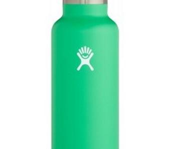 Hydro Flask - Standard Mouth Bottle - Flex Cap Double Insulated - Spearmint 621m