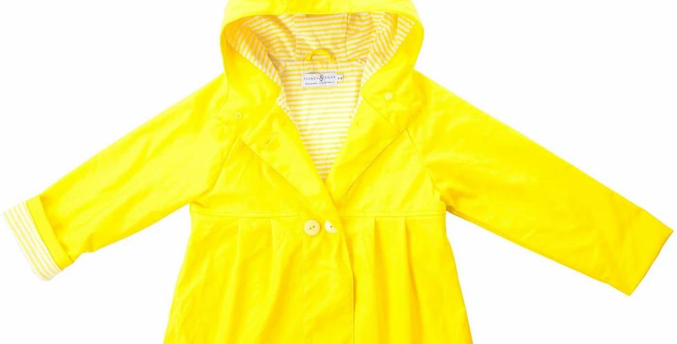 French Soda - Frankie Girls Raincoat