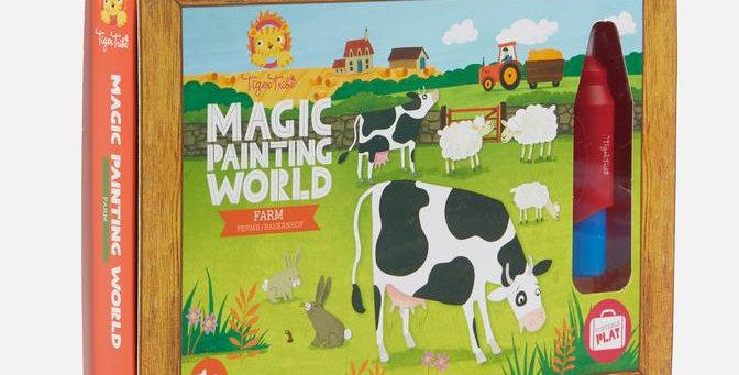 Tiger Tribe - Magic Painting World  Farm