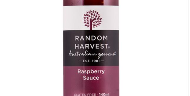 Random Harvest - Raspberry Sauce 140ml