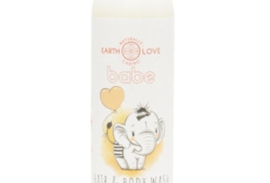 Organik Botanik - Earth Love Hair & Body Wash