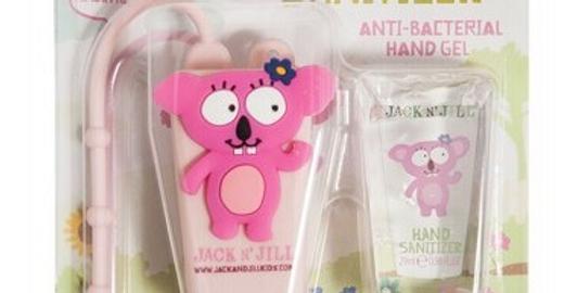 Jack N' Jill - Hand Sanitizer & Holder 29ml