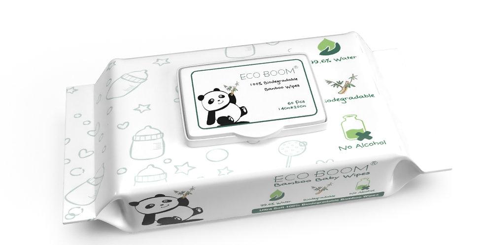 Sweet Pea - Organic Bamboo Wipes