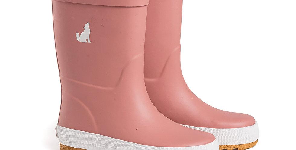 CryWolf -Rain Boots Dusty Rose