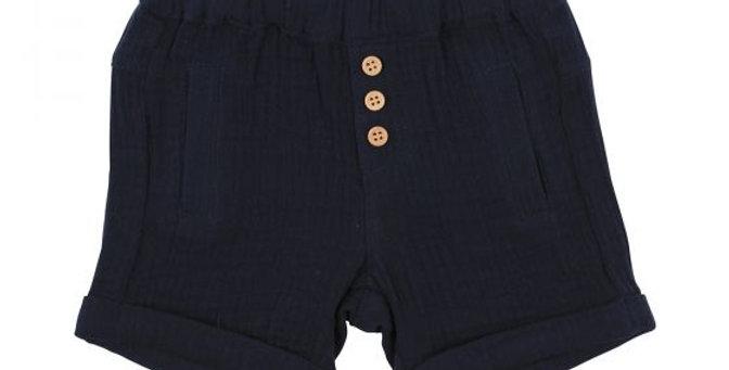 Mini Haha - River Crinkle Shorts