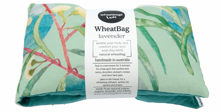 Wheat Bag Love - Gumnut
