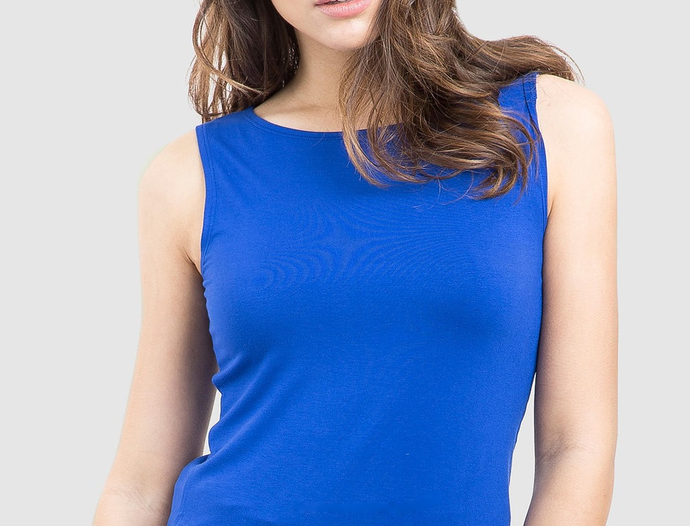 Bamboo Body - Bamboo Shell Top Cobalt
