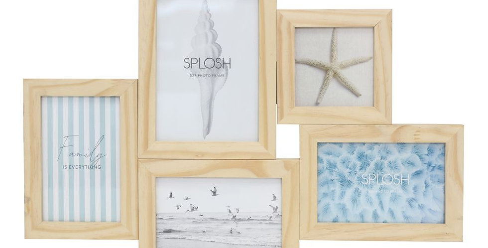 Splosh - Coastal Collage Frame