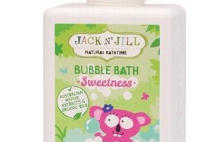 Jack n' Jill - Bubble Bath Sweetness 300ml