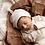 Thumbnail: Snuggle Hunny - Ribbed Knotted Beanie | Halo