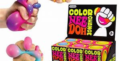 William Valentine - Colour Changing Nee-Doh Stress Ball