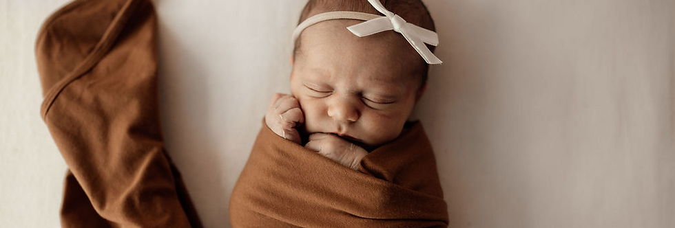 Snuggle Hunny - Bronze | Baby Jersey Wraps