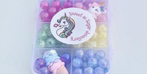 Sweet As Sugar - Ice Cream Jewellery Making Kit