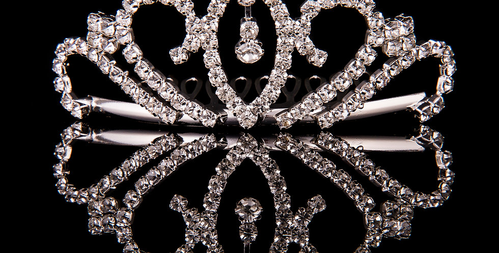 Mad Ally - Small Crystal Tiara