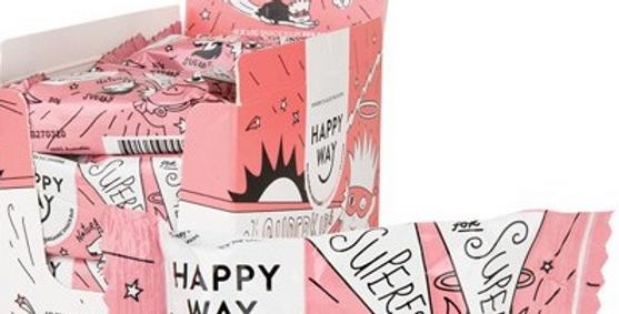Happy Way -  Kid's Snack Bar Strawberry Vanilla