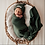 Thumbnail: Snuggle Hunny -Olive   Baby Jersey Wraps