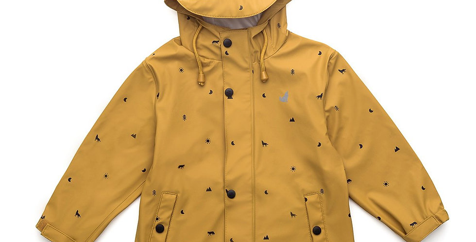 Cry Wolf - Play Jacket Mustard