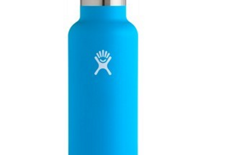 Hydro Flask - Standard Mouth Bottle - Flex Cap Double Insulated - Pacific 621ml