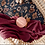 Thumbnail: Snuggle Hunny - Mauve | Knitted Baby Blankets