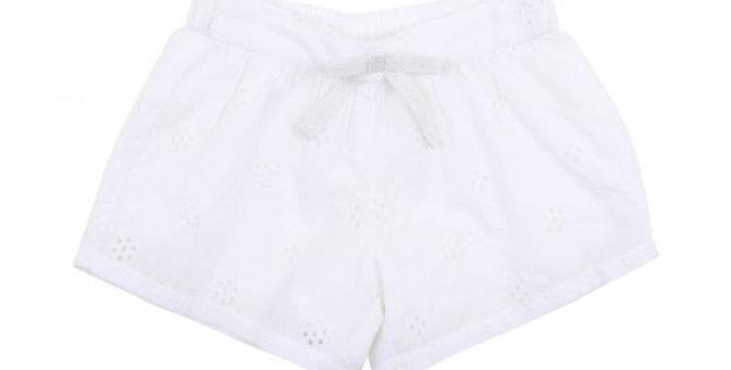 Mini Haha - Fruity Broidery Shorts