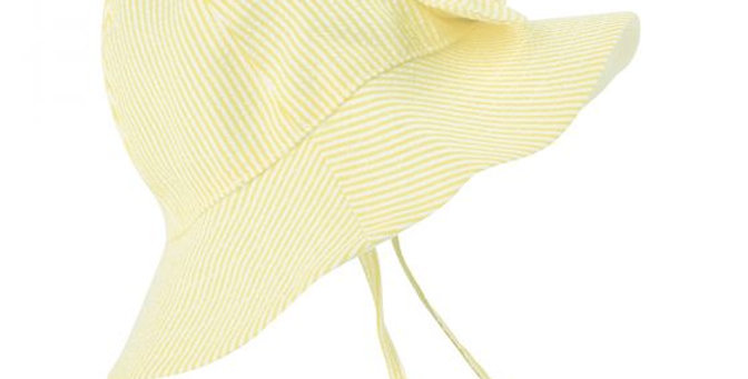 Mini Haha - Emmy Stripe Sunhat
