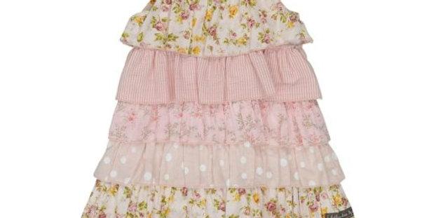 Arthur Ave - Rose Layered Dress