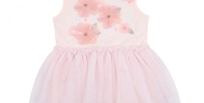 Mini Haha - Shimmer Tulle Dress