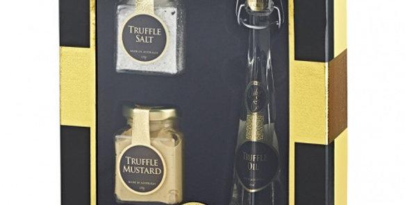 OGILVIE & CO  - Australian Truffle Gift Pack - BLACK BOX