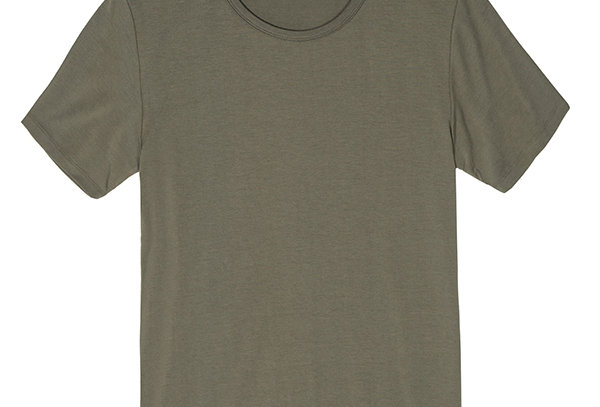 Bamboo Body - Men's Bamboo Tee - Lichen