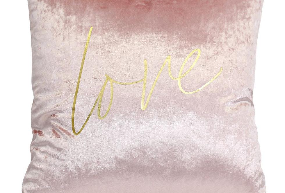 Splosh - Dusk Pink Love Cushion