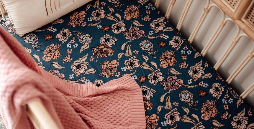 Snuggle Hunny - Belle | Fitted Cot Sheets