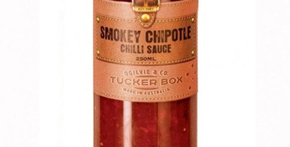 OGILVIE & CO - Tucker Box Smokey Chipotle Chilli Sauce 250ML
